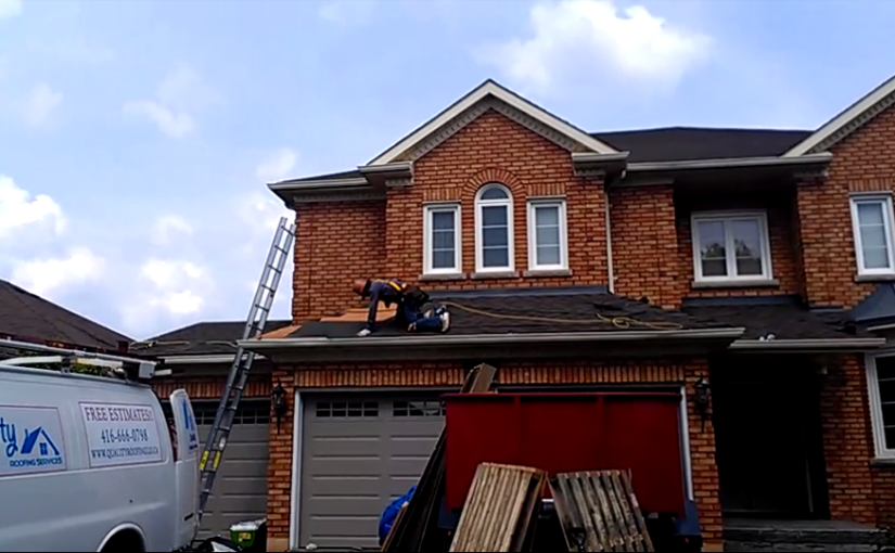 Quality Roofing Service – One solution for all your roofing needs in Toronto!